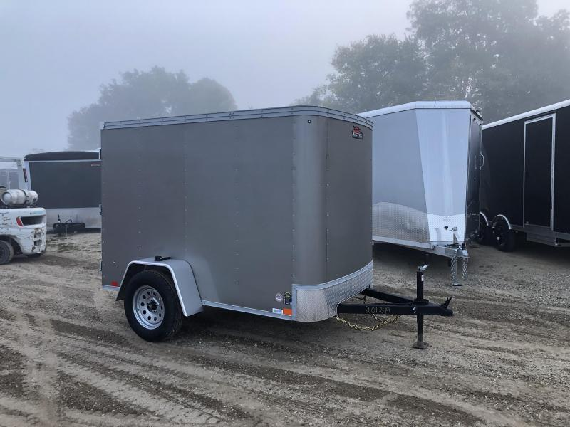 2022 United Trailers 5X8 Enclosed Cargo Trailer