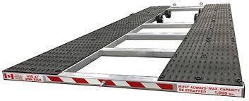 2020 Sled Deck DGRP Single Loader Truck Bed