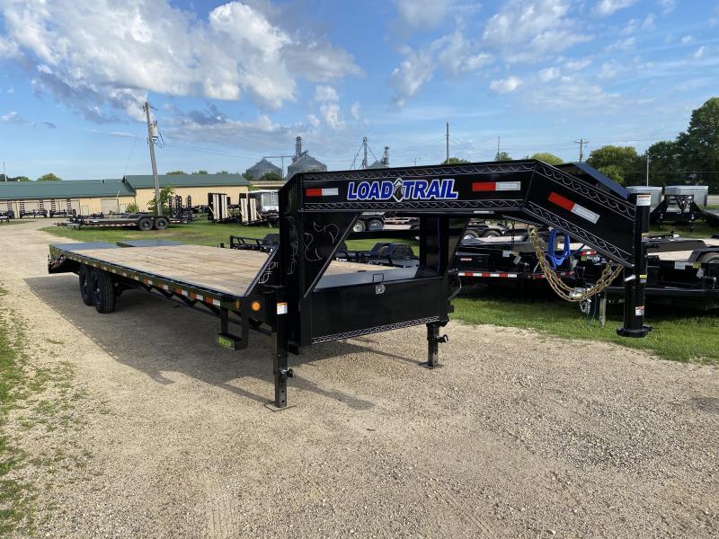 2021 Load Trail 102X30 Gooseneck Deckover Equipment Trailer