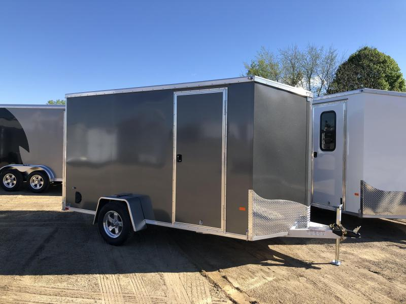 2021 NEO Trailers 6X12 NAV Enclosed Cargo Trailer