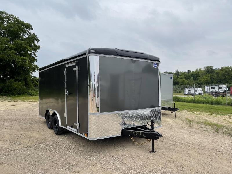 2022 United Trailers 8.5X16 Enclosed Cargo Trailer