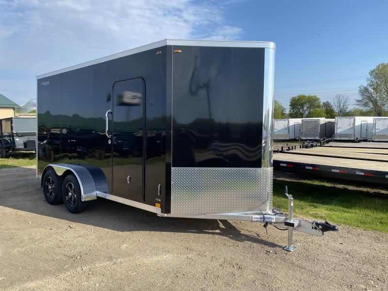 2020 Legend Trailers 7X14 FTV Enclosed Cargo Trailer
