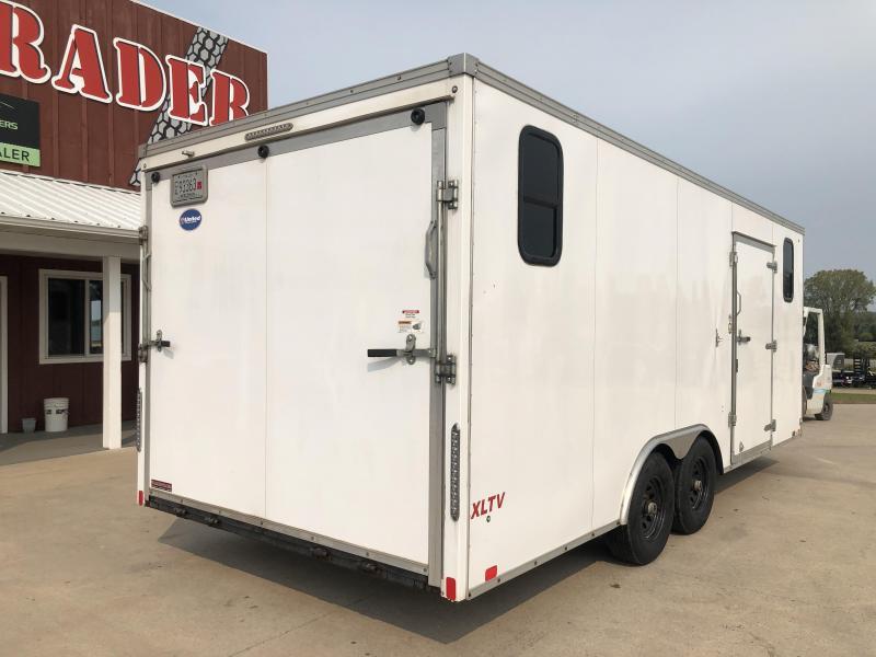 2018 United Trailers 8.5X20 Enclosed Cargo Trailer