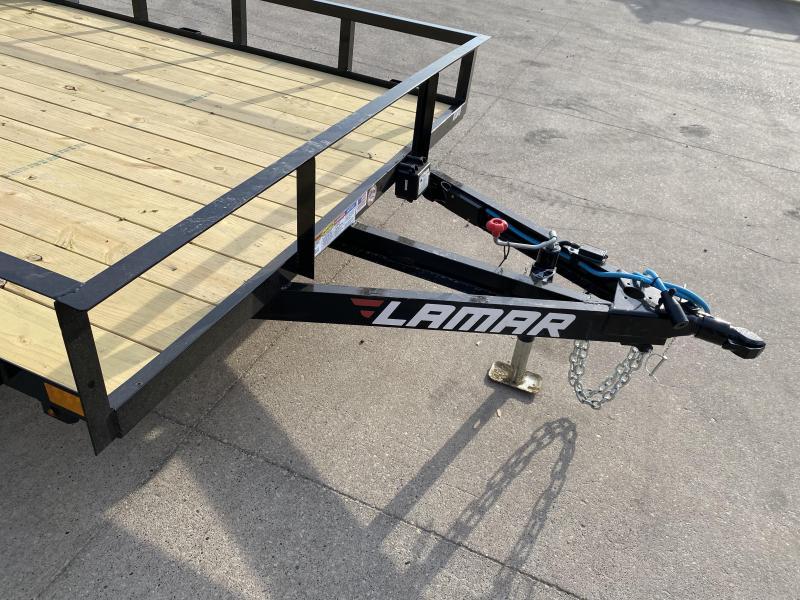 2021 Lamar Trailers 83X16 Utility Trailer