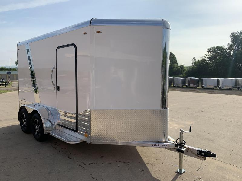 2020 Legend Trailers 7X12 Aluminum DVN Enclosed Cargo Trailer