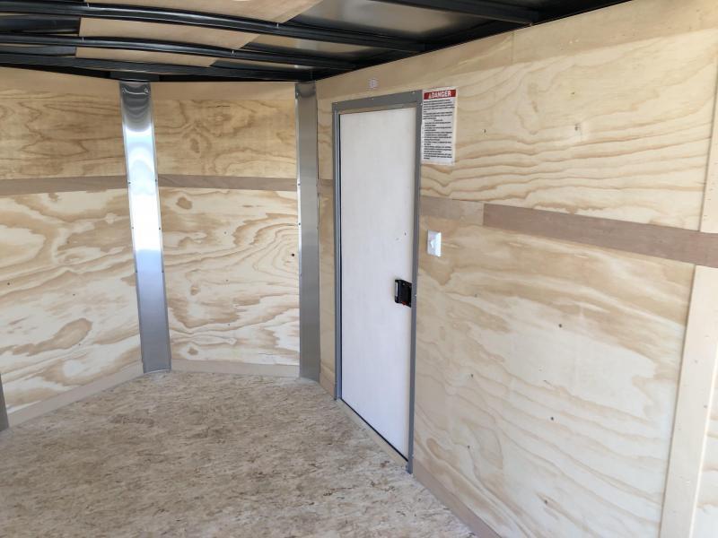 2022 United Trailers 6X14 Enclosed Cargo Trailer