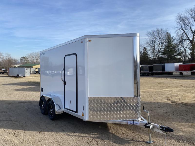 2021 Legend Trailers 7X12 Aluminum FTV Enclosed Cargo Trailer