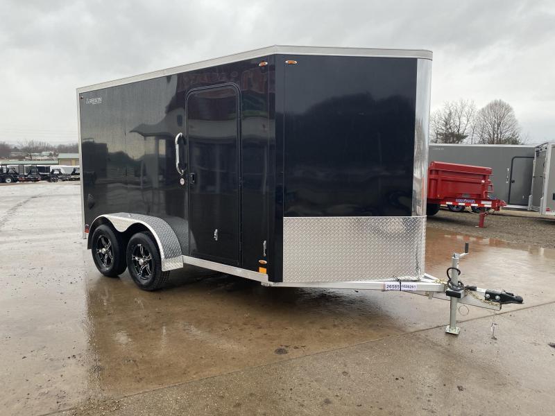 2020 Legend Manufacturing 7X12 Aluminum FTV Enclosed Cargo Trailer