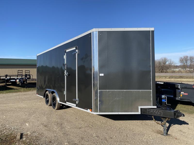 2021 United Trailers 8.5X18 Enclosed Cargo Trailer