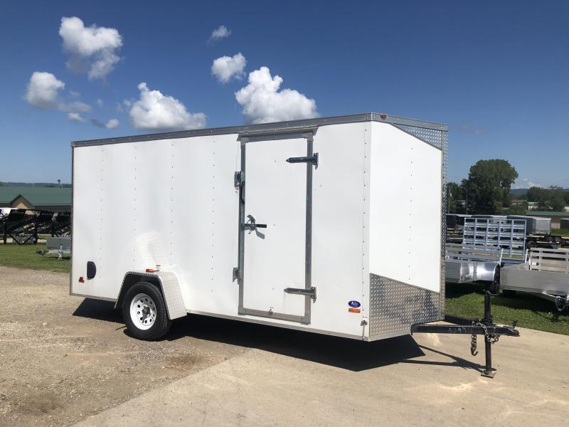 2017 MTI Trailers 6X14 Enclosed Cargo Trailer