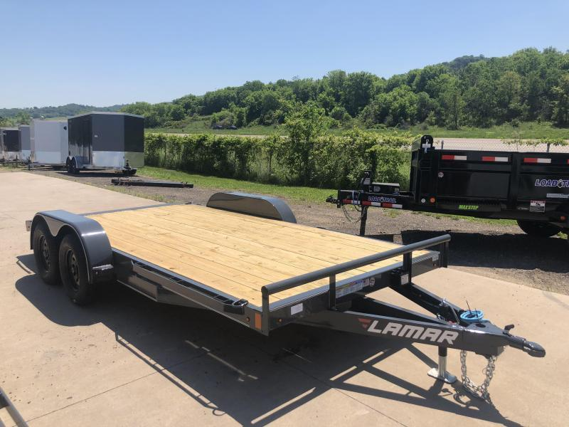2020 Lamar Trailers 83X16 Car Hauler