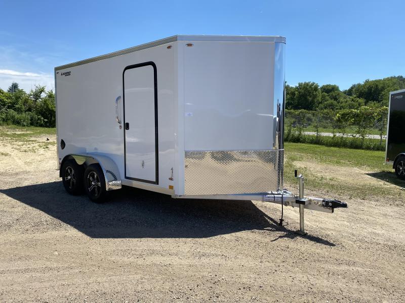 2020 Legend Trailers 7X12 Aluminum FTV Enclosed Cargo Trailer