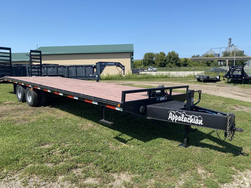 2015 Appalachian 102X30 Deckover Equipment Trailer