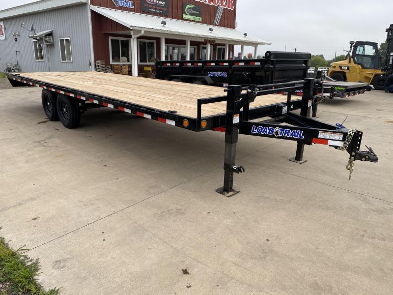 2021 Load Trail 102X24 Deckover Equipment Trailer