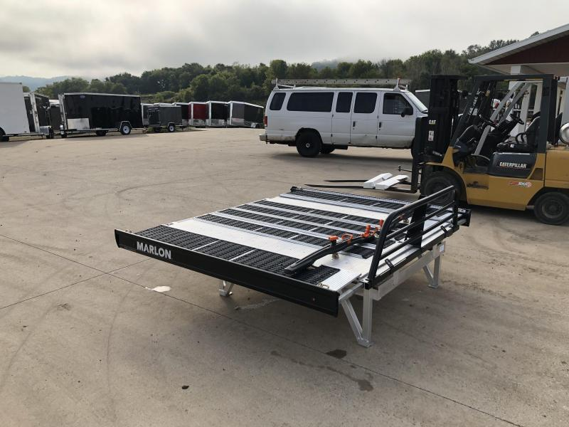 2020 Closeout Trailers 101X7 Sled Deck Marlon Xplore Pro 2