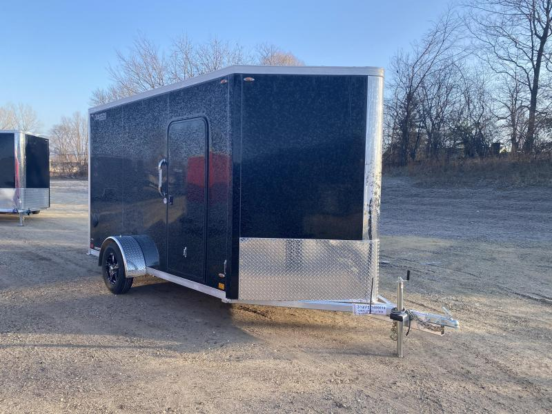 2021 Legend Trailers 7X12 FTV Aluminum Enclosed Cargo Trailer