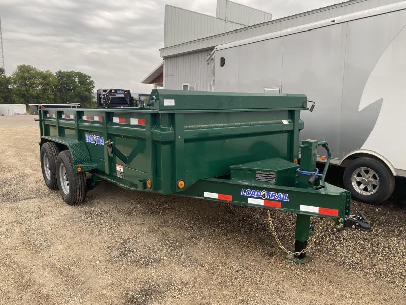 2022 Load Trail 83X14 Low Pro Dump Trailer