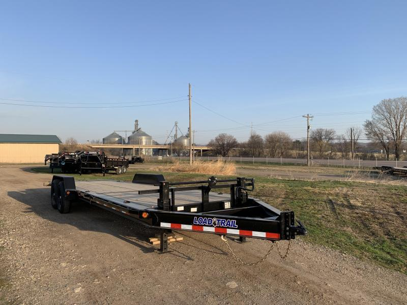 2021 Load Trail 83X24 Tilt Deck Equipment Trailer