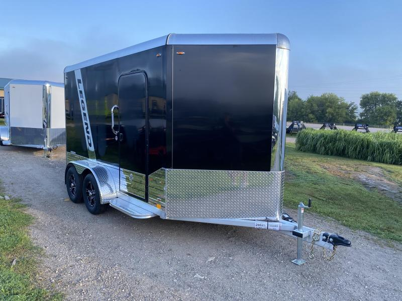 2021 Legend Trailers 7X12 DVN Enclosed Cargo Trailer