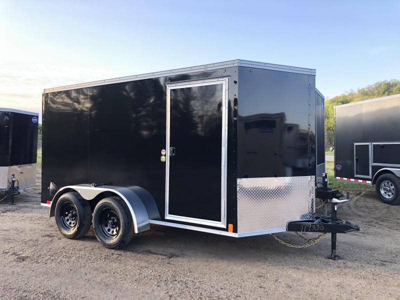 2022 United Trailers 6X12 Enclosed Cargo Trailer