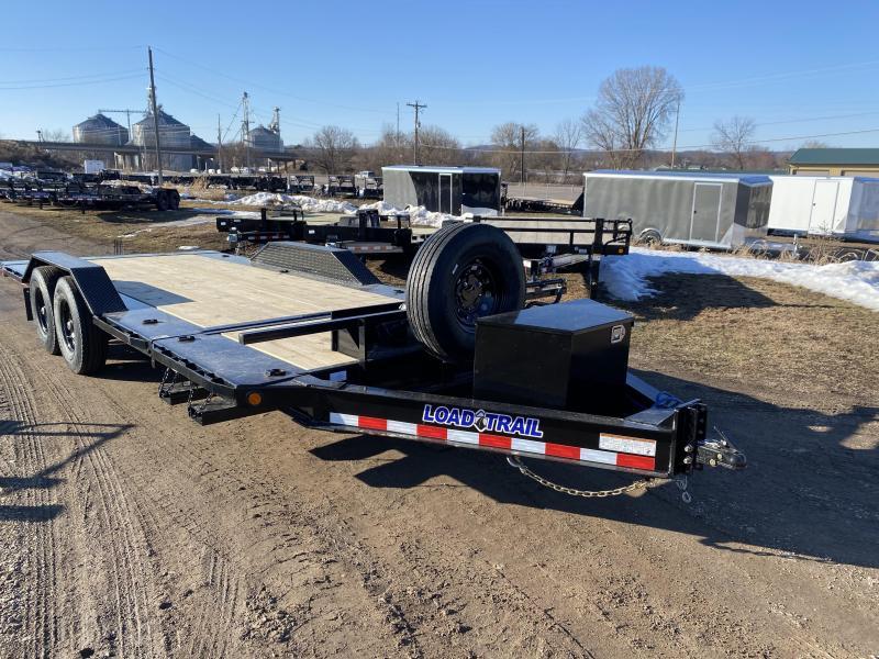 2021 Load Trail 102X20 Tilt Deck Equipment Trailer