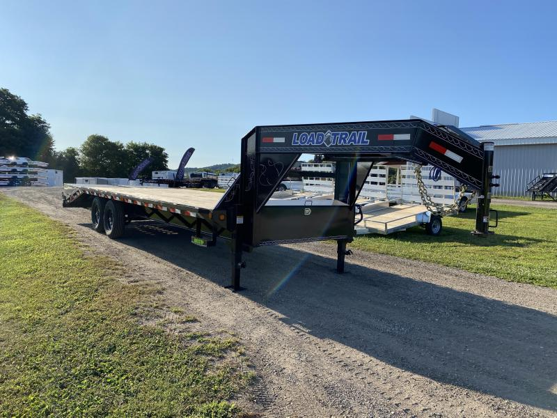 2021 Load Trail 102X25 Gooseneck Deckover Equipment Trailer