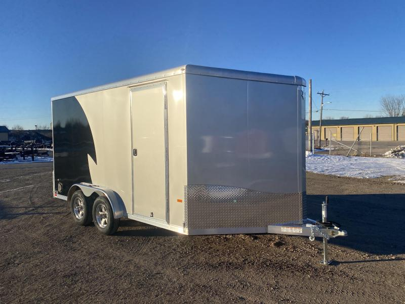 2021 NEO Trailers 7.5X14 NAMR Enclosed Cargo Trailer