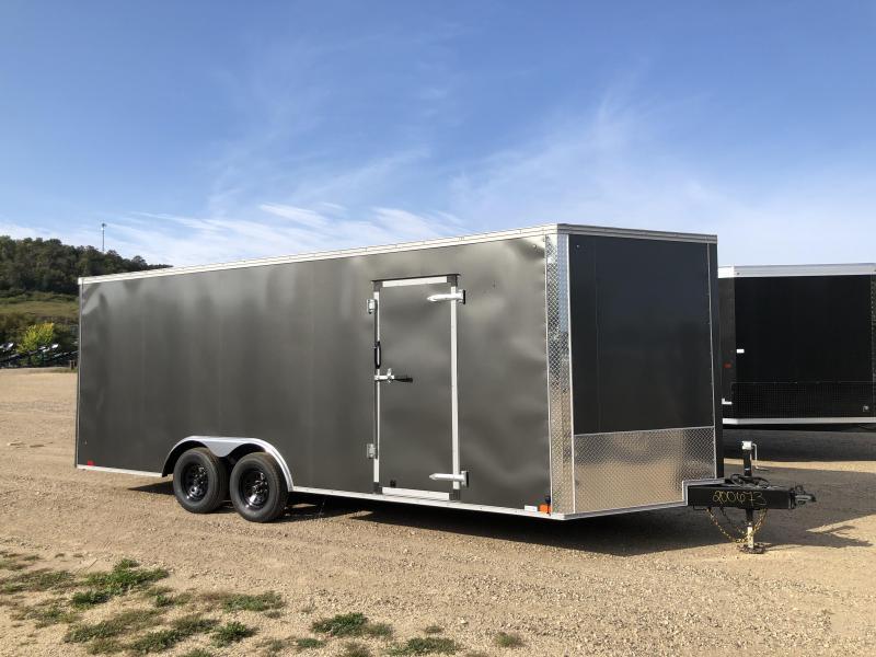 2022 United Trailers 8.5X20 Enclosed Cargo Trailer
