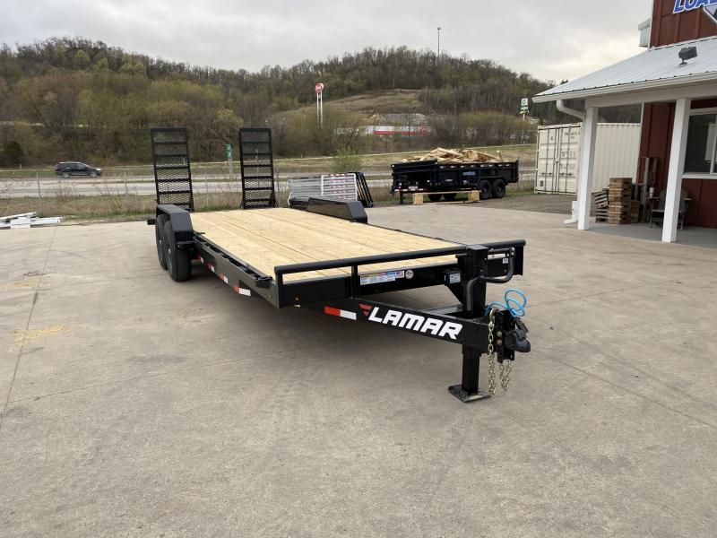 2021 Lamar Trailers 83X22 Car Hauler