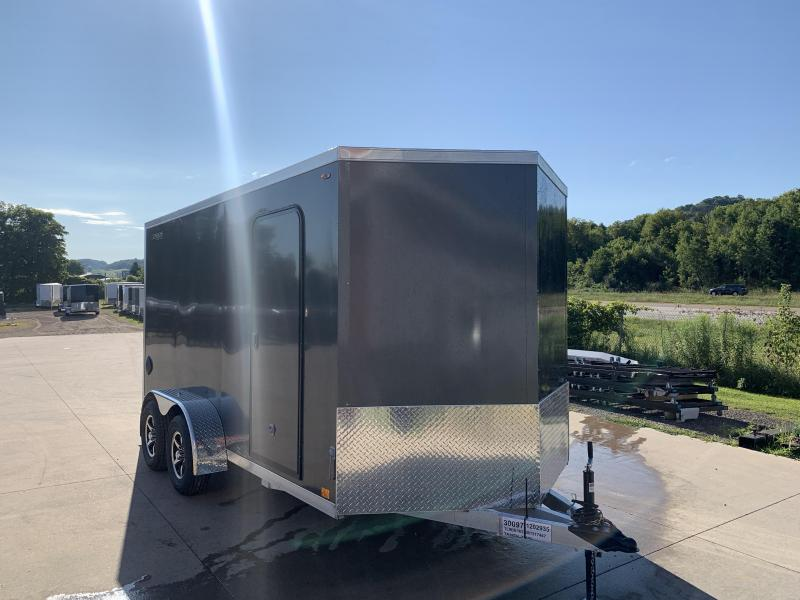 2021 Legend Trailers 7X14 Aluminum Thunder Enclosed Cargo Trailer