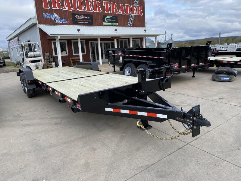 2021 B-B 83X24 Gravity Tilt Deck Equipment Trailer