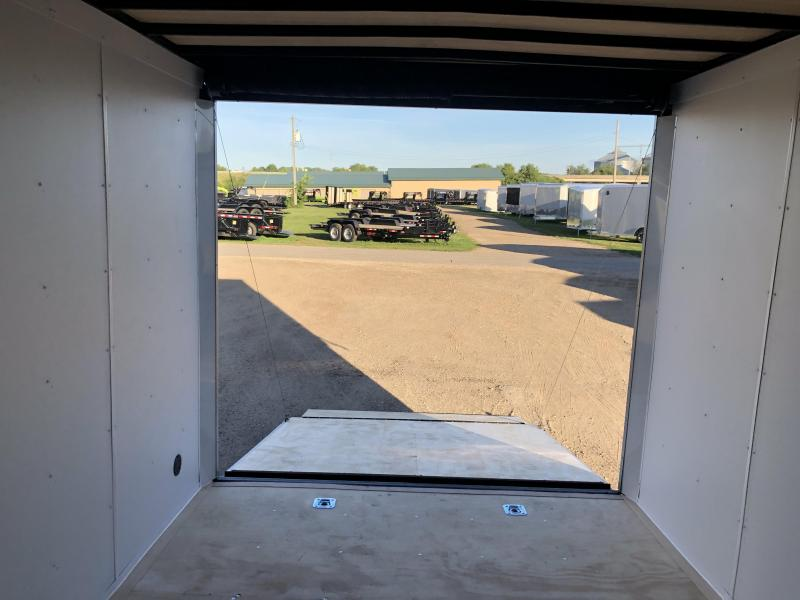 2021 United Trailers 8.5X24 Enclosed Cargo Trailer