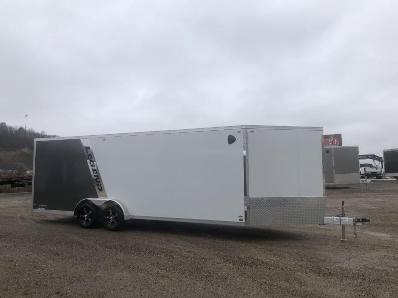 2021 Legend Trailers 7.5X27 Inline Snowmobile Trailer