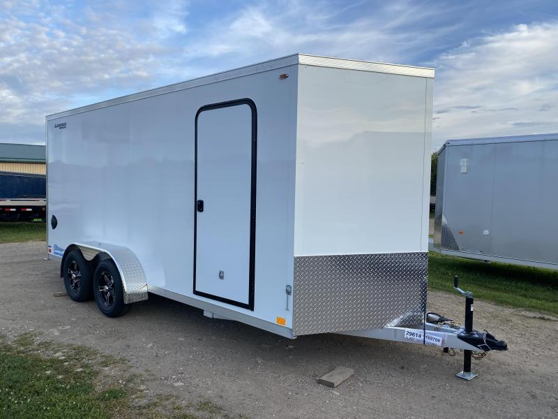 2021 Legend Trailers 7X16 Thunder Enclosed Cargo Trailer