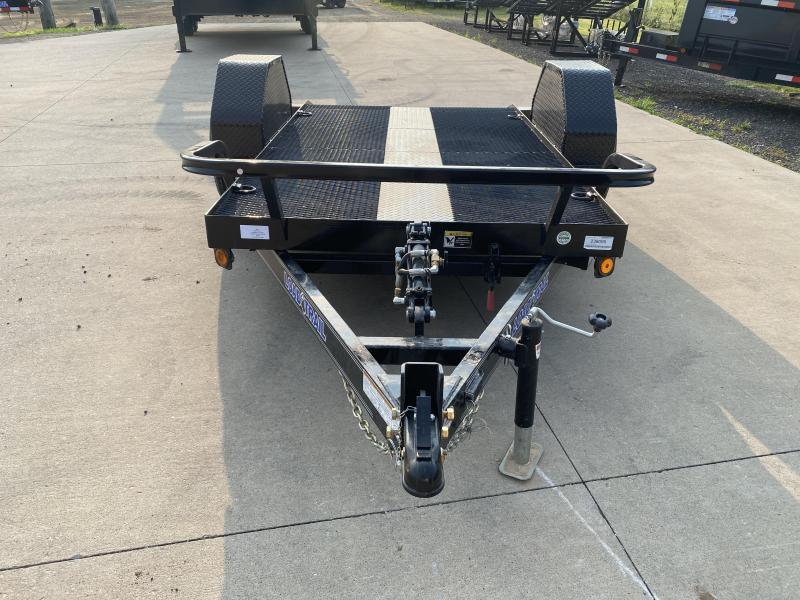 2021 Load Trail 60X10 Scissor Hauler Equipment Trailer