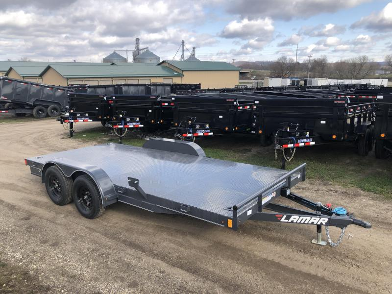 2020 Closeout Trailers 83X16 Lamar Trailers Car Hauler