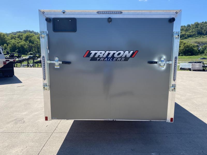 2022 Triton 7X16 Snowmobile Trailer