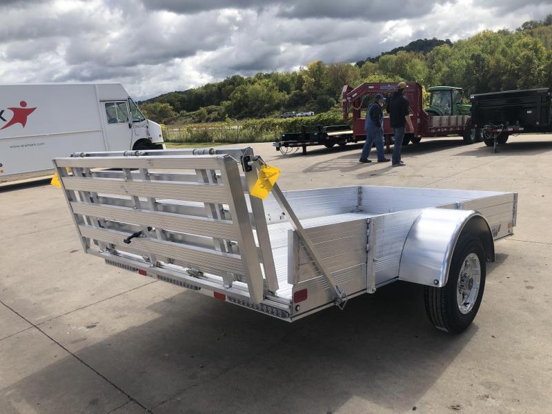 2021 Triton 64X10 Aluminum Utility Trailer