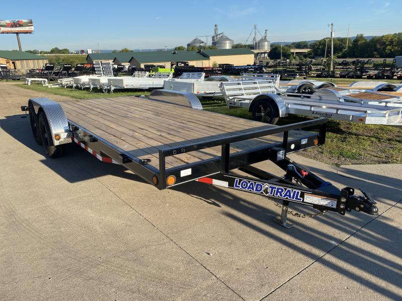2021 Load Trail 83X18 Car Hauler