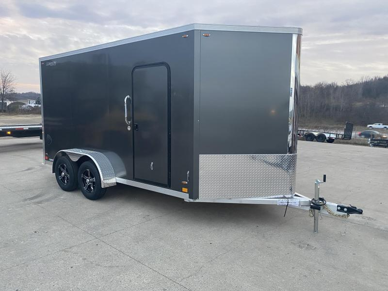 2021 Legend Trailers 7X14 FTV Aluminum Enclosed Cargo Trailer