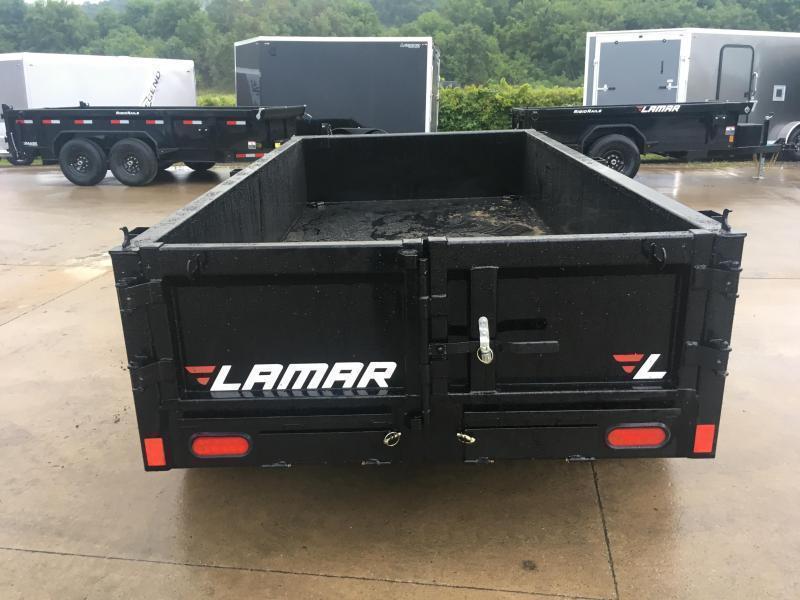 2021 Lamar Trailers 60X10 Dump Trailer