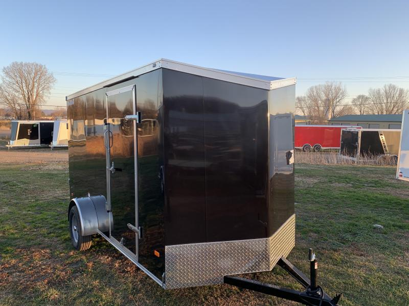 2021 Haul-About 6X12 Enclosed Cargo Trailer