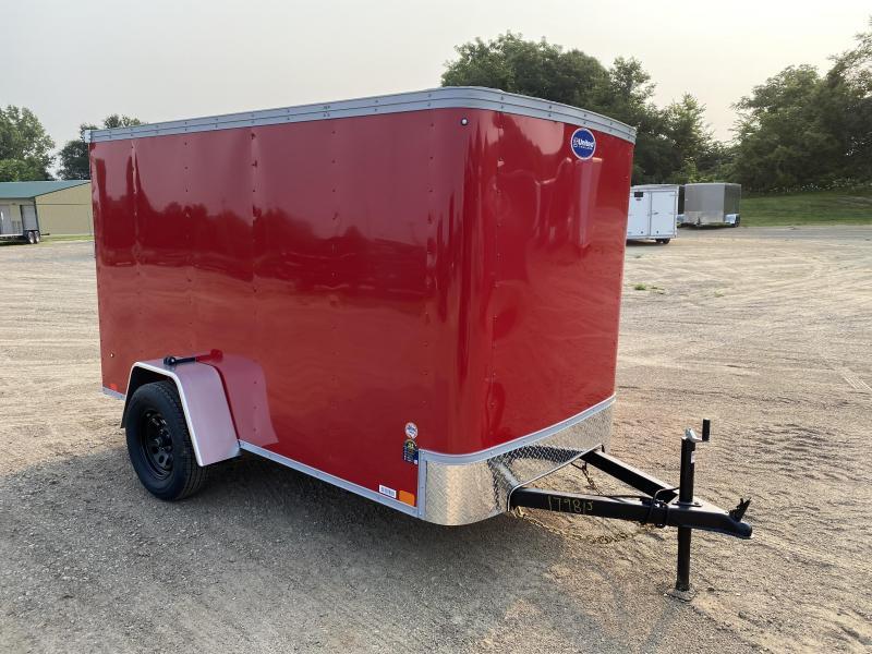 2022 United Cargo 5X10 Enclosed Cargo Trailer