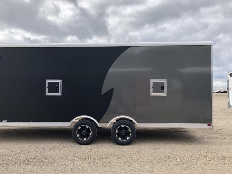 2022 NEO Trailers 8.5X20 NMS Snowmobile Trailer