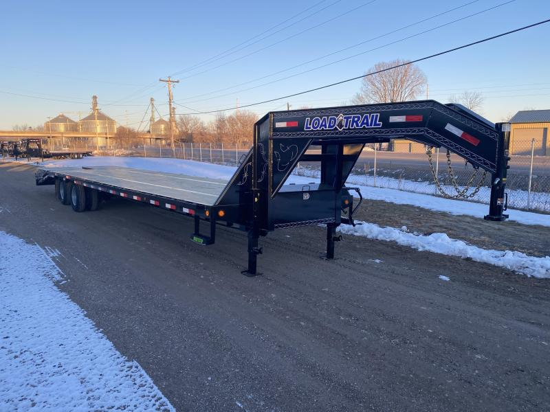 2021 Load Trail 102X36 Gooseneck Deckover Equipment Trailer