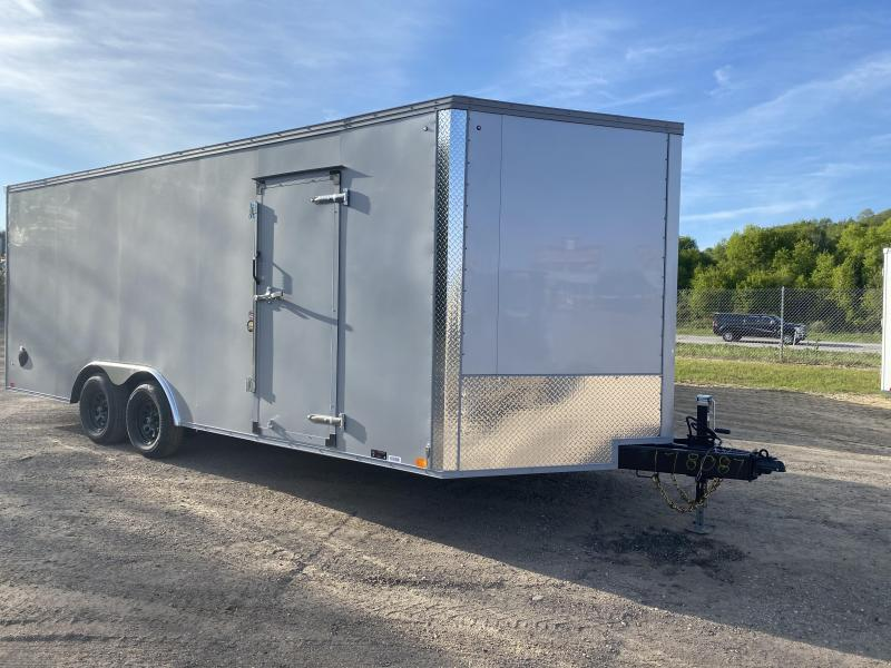 2022 United Trailers 8.5X20 Enclosed Cargo Trailer