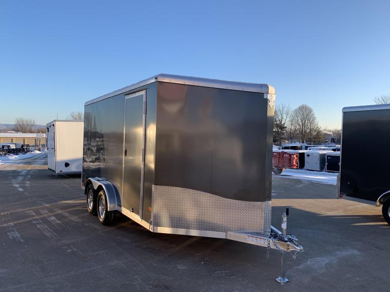 2020 Closeout Trailers 7.5X14 NEO Trailers Aluminum Enclosed Cargo Trailer