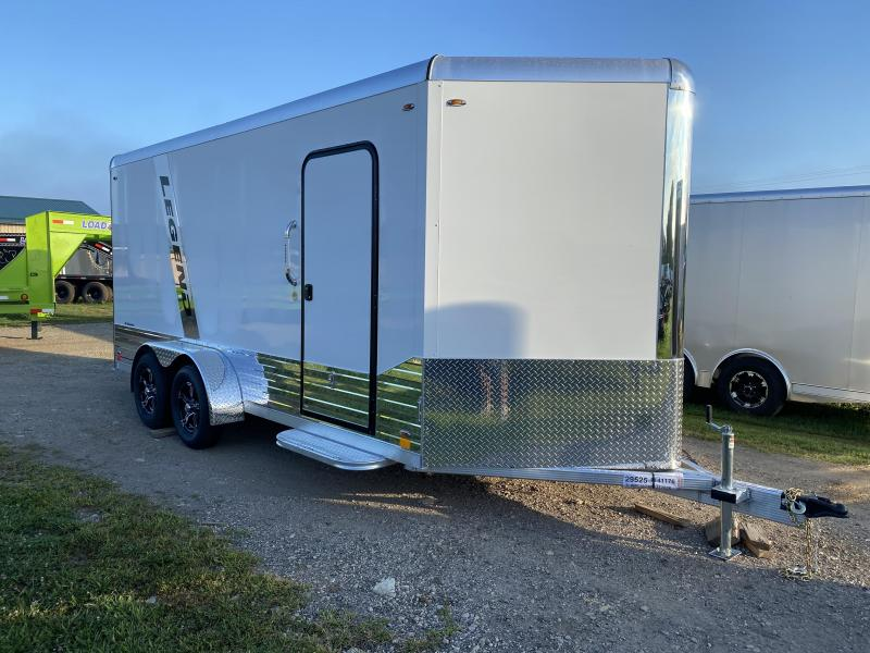2021 Legend Trailers 7X16 DVN Enclosed Cargo Trailer