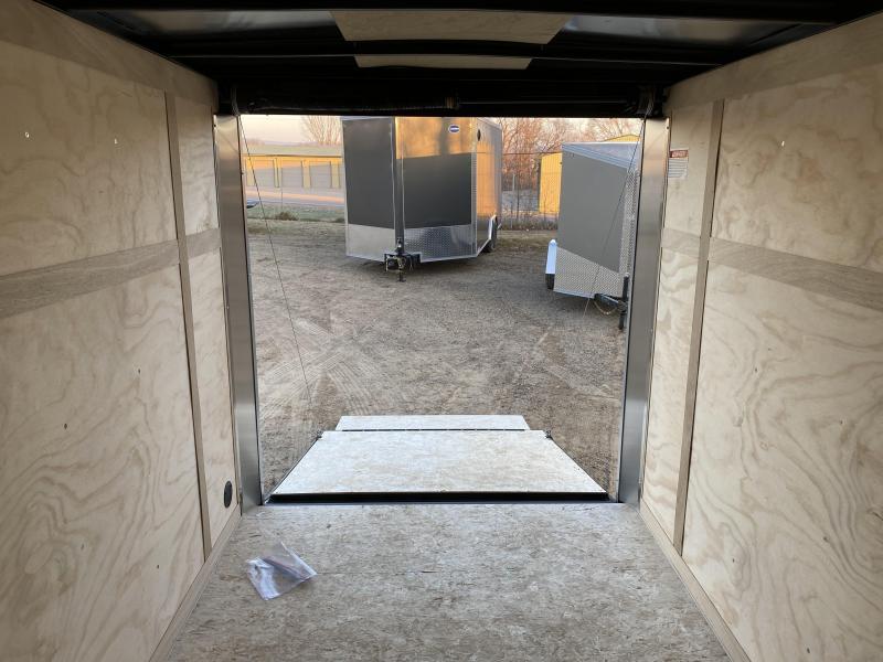 2021 United Trailers 6X10 Enclosed Cargo Trailer