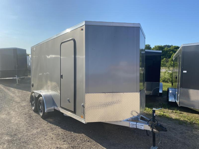 2020 Legend Trailers 7X14 Aluminum Thunder Enclosed Cargo Trailer